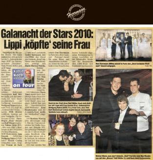 Zum zweiten Mal erhielt Uwe Herrmann in Paris den Best Customer Platinum-Award für seine Braut- und Abendkleider-Kollektion - Hochzeitsmode Dresden - Uwe Herrmann