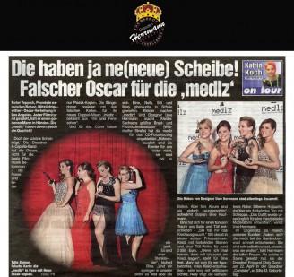 Sachsens größter Braut- und Festmodenausstatter hat die Medlz für das CD-Fotoshooting eingekleidet - Hochzeitsmode Dresden - Uwe Herrmann