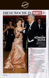 Dresdner Semperopernball 2014 – Stargast Königin Silvia von Schweden - Hochzeitsmode Dresden - Uwe Herrmann